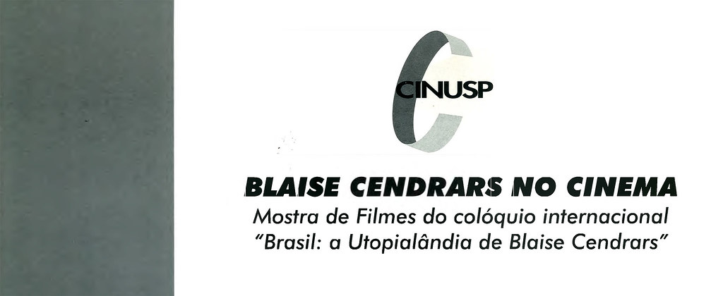 Blaise Cendrars no Cinema