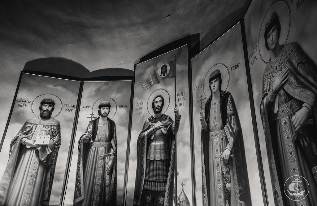11 сентября 2017, Всенощное бдение в Александро-Невской лавре / 11 September 2017, Vigil at Alexander Nevsky Lavra