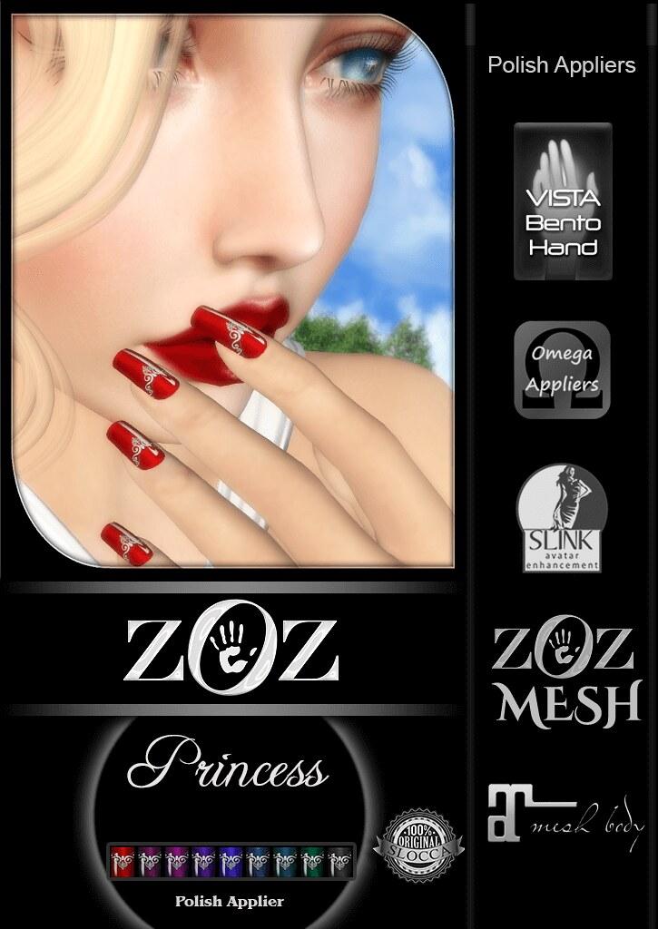 {ZOZ}  Princess pix L - TeleportHub.com Live!