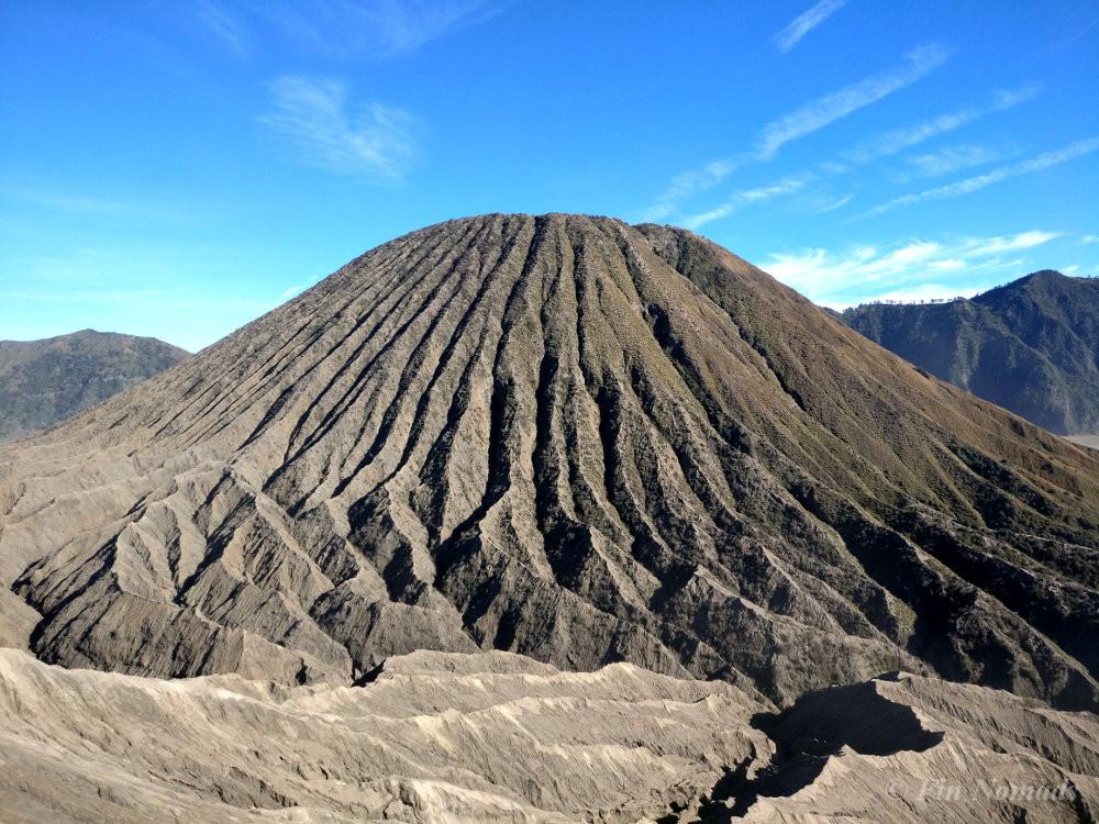 volcano hike indonesia