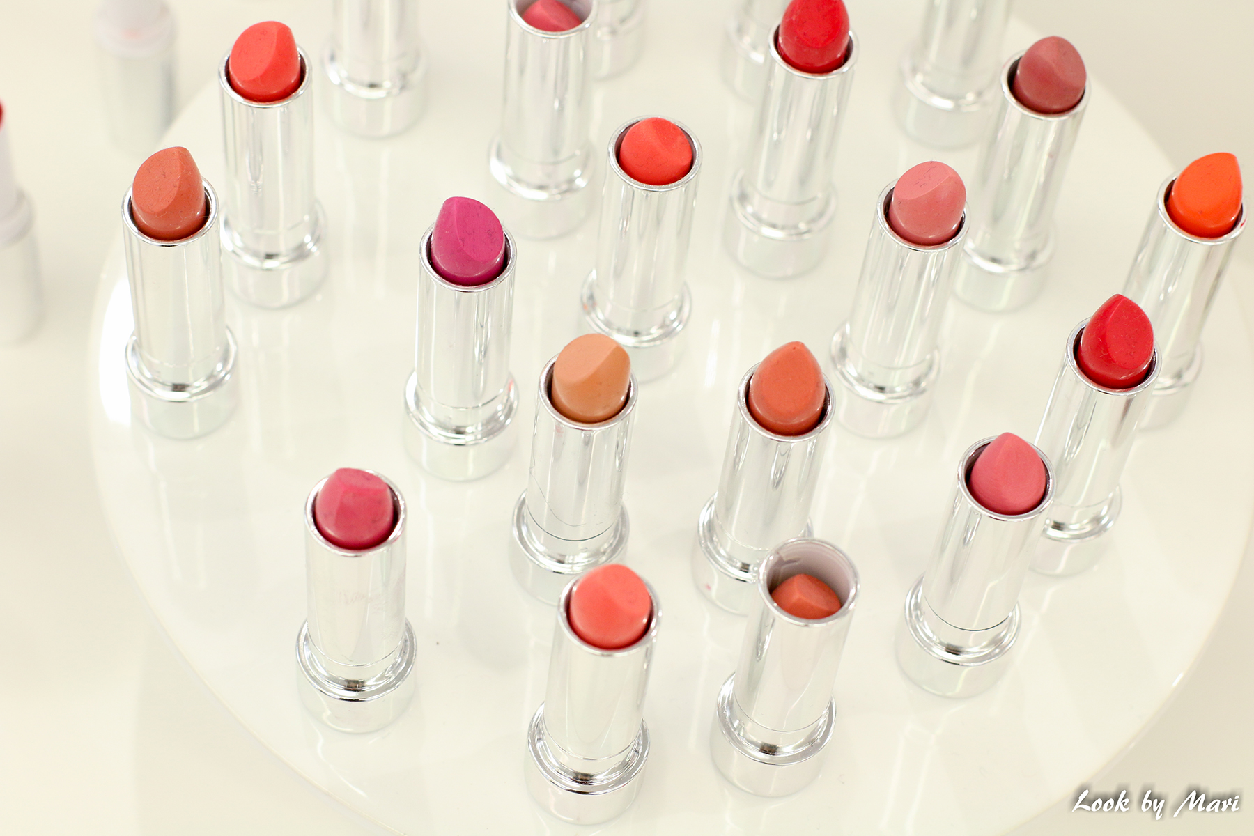 18 lumene lipstick review shades colors kokemuksia