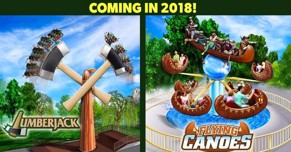 Canadas Wonderland 2018