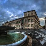 Roma, Piazza del Quirinale.