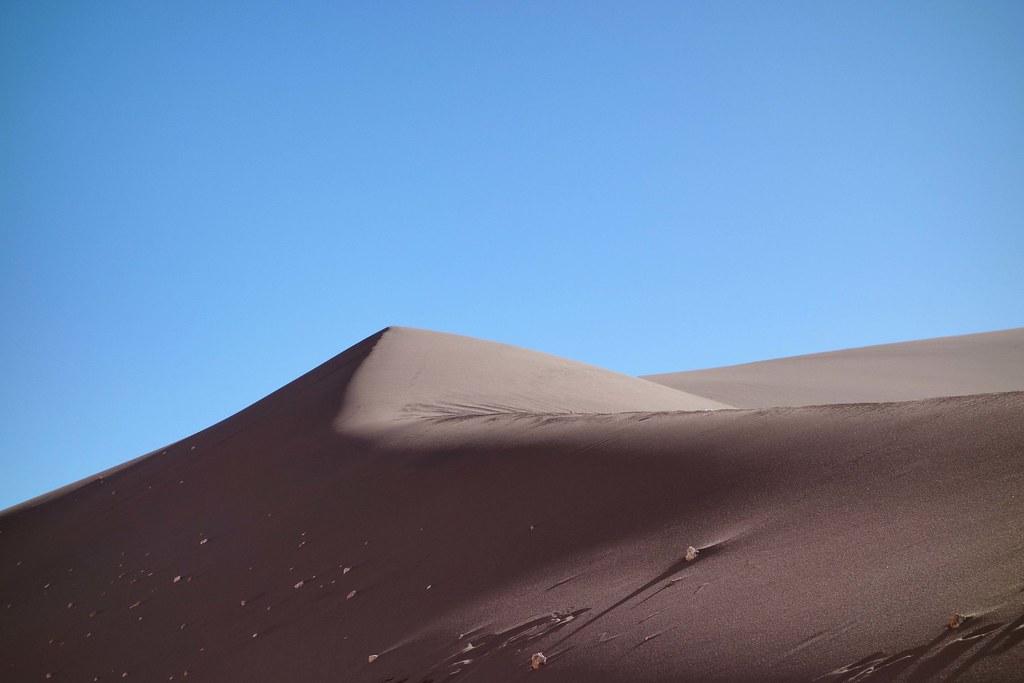 San Pedro Atacama - Valle de la Luna - Dune