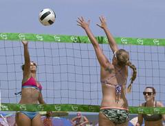 2017 ECSC East Coast Surfing Championships Virginia Beach  womens volleyball