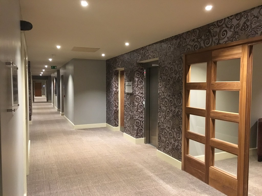 The Mere - corridor