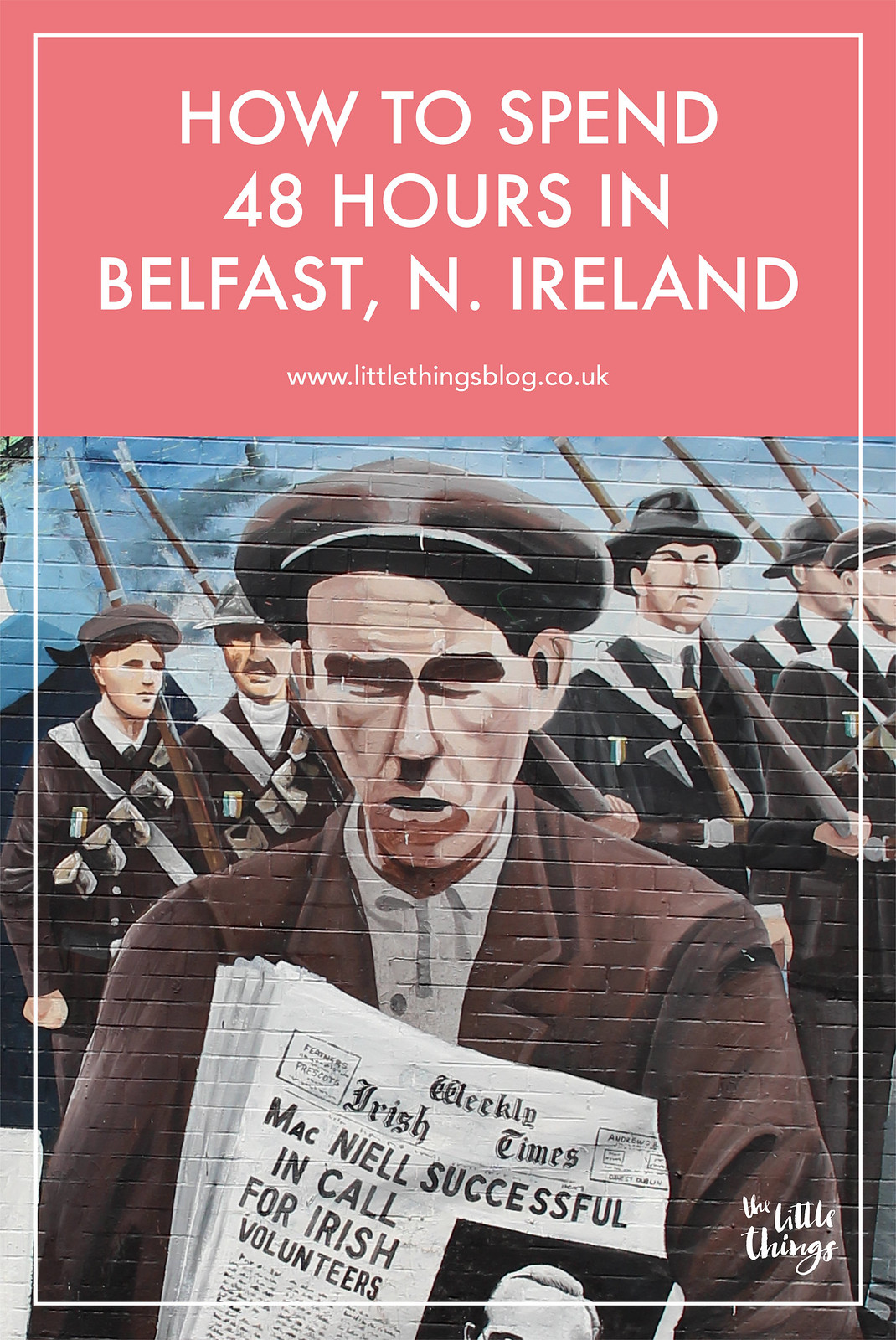 Guide to Belfast in 48 hours Northern Ireland travel blogger UK