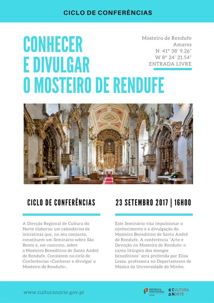 Conferências Rendufe-set