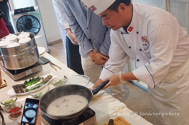 4.Cooking Demonstration with In Style Hong Kong (Hong Kong Trade Development Council) by Hong Kong Celebrity, Luk Ho Miing