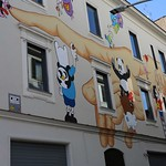 Street Art - Cartoon Network celebra il suo 25esimo anniversario - Ostiense - https://www.flickr.com/people/44528084@N07/