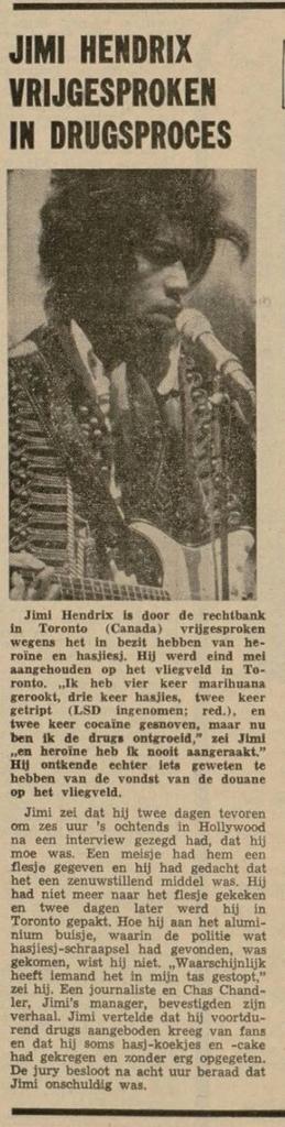 LEEUWARDER COURANT (NETHERLANDS) JANUARY 31, 1970
