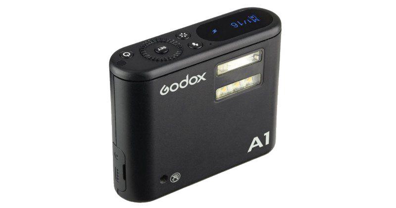 Godox lance officiellement le flash A1 pour les smartphones