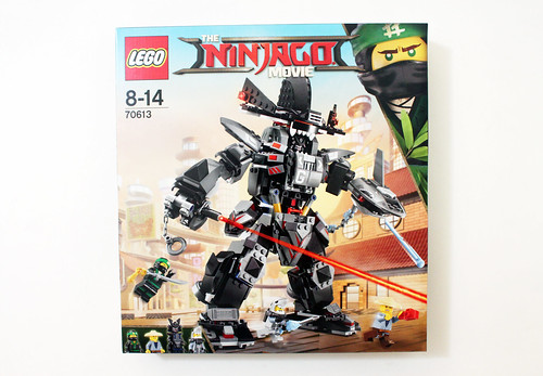 The LEGO Ninjago Movie Garma Mecha Man (70613)