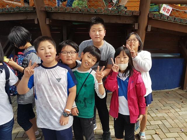 화북초등학교 가을현장체험학습@대전오월드