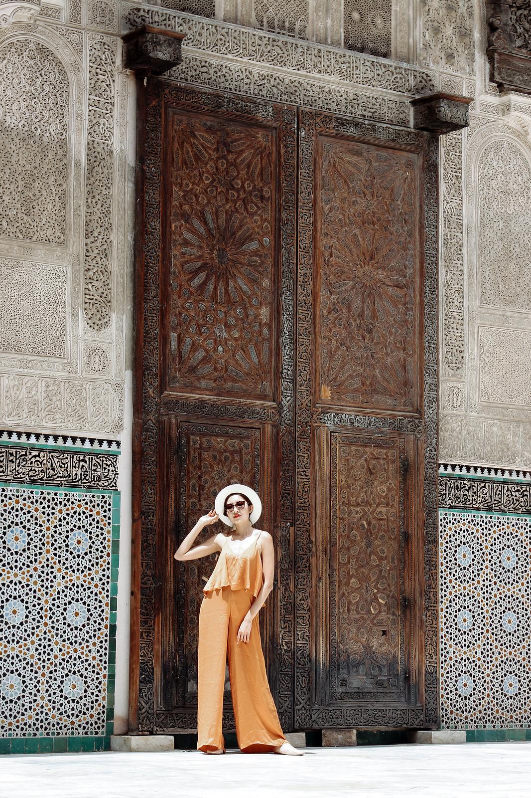 Fes Morocco - kisses,vera-53
