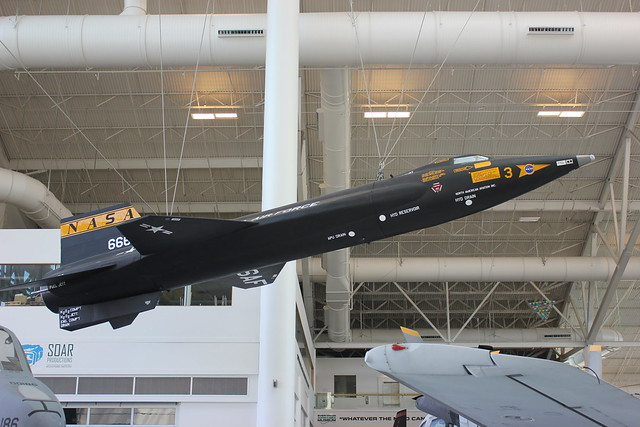 North American X-15 replica