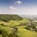 Cotswold Hills and Severn Valley
