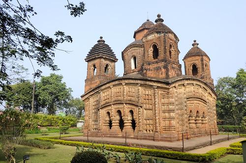 shyamraya temple bengale inde india bishnupur religion hindou hindouïsme hindu brique cinéma hinduism