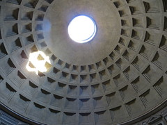 Inside the Pantheon (day)