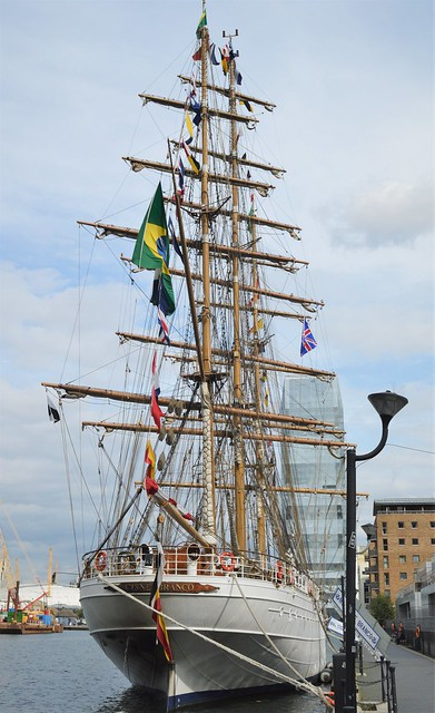 NVe Cisne Branco U20 (2) @ West India Dock 24-08-17