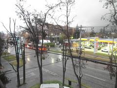 Granizada/Hail, Vitacura, Santiago de Chile - www.meEncantaViajar.com