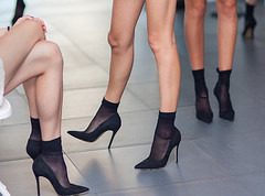 Sock Boots; kick start your autumn wardrobe the sexiest way possible