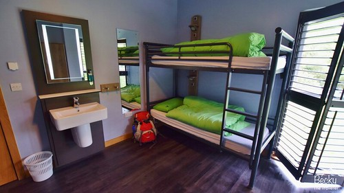 YHA Boggle Hole dorm room