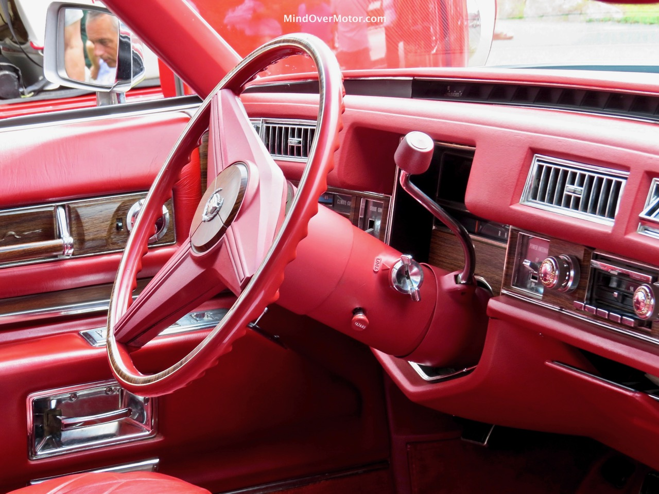 1976 Cadillac Fleetwood Interior 2