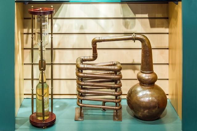 _WCB1931 Model of a whiskey still