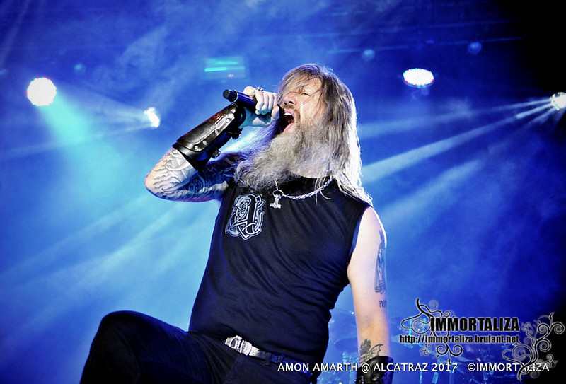 AMON AMARTH @ Alcatraz Hard Rock & Metal Festival 2017 36899011935_167ebc0dca_c