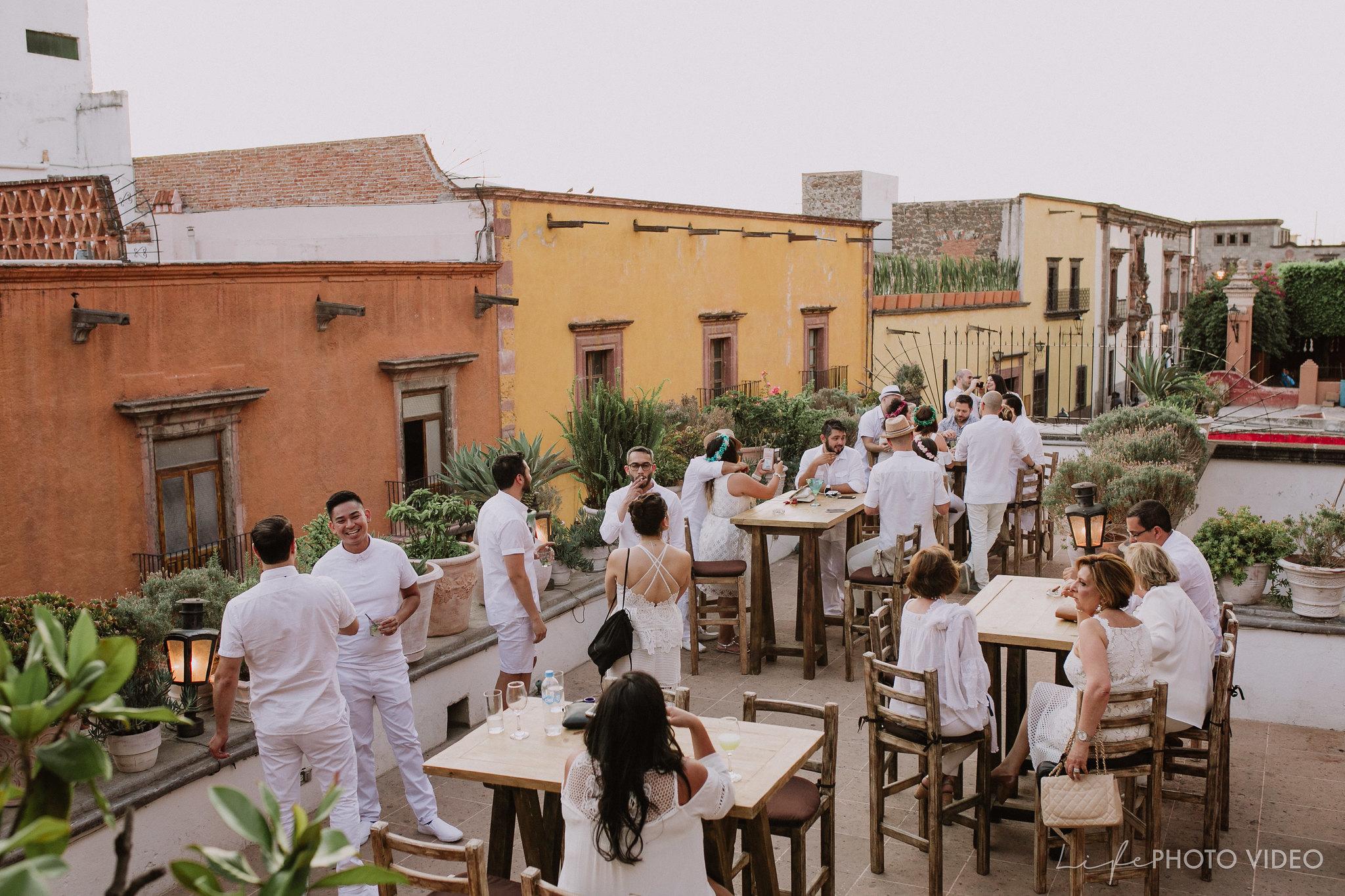 Karen Jad San Miguel De Allende Wedding Callejoneada