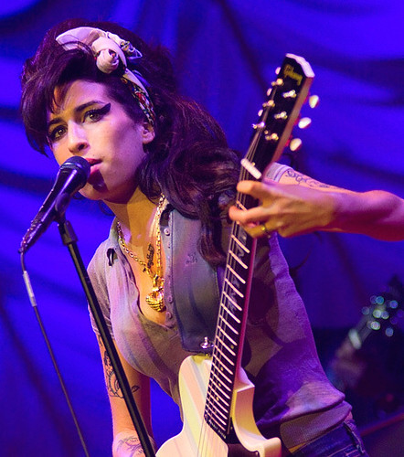 Amy Winehouse, Brixton Academy, 23rd November 2007
