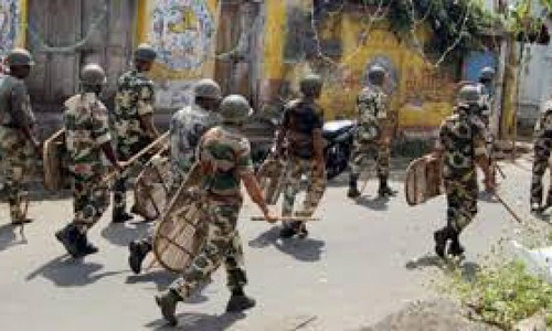 Troops Lay Siege to Several Villages in Shopia