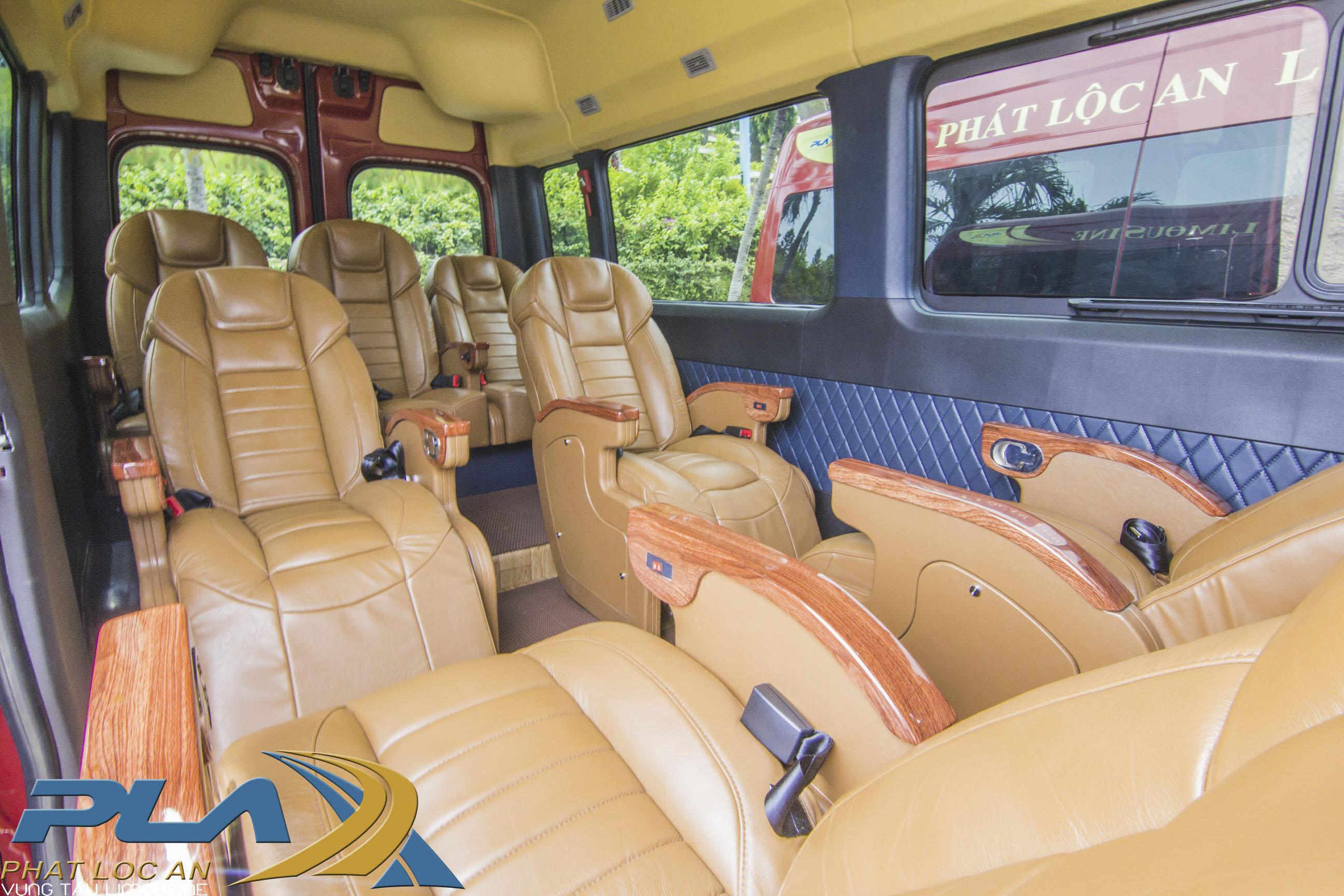 Vũng Tàu đẹp mê hồn trong clip giới thiệu xe Limousine VIP Phát Lộc An