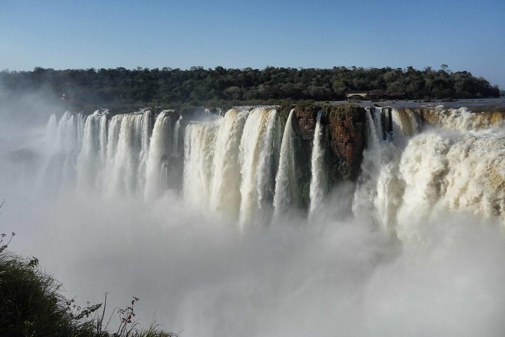 Iguazu - Argentine - Garganta del Diablo 1