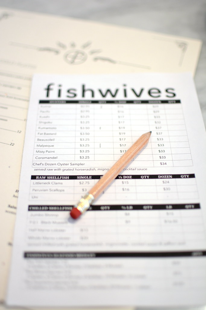 Fishwives - Pasadena