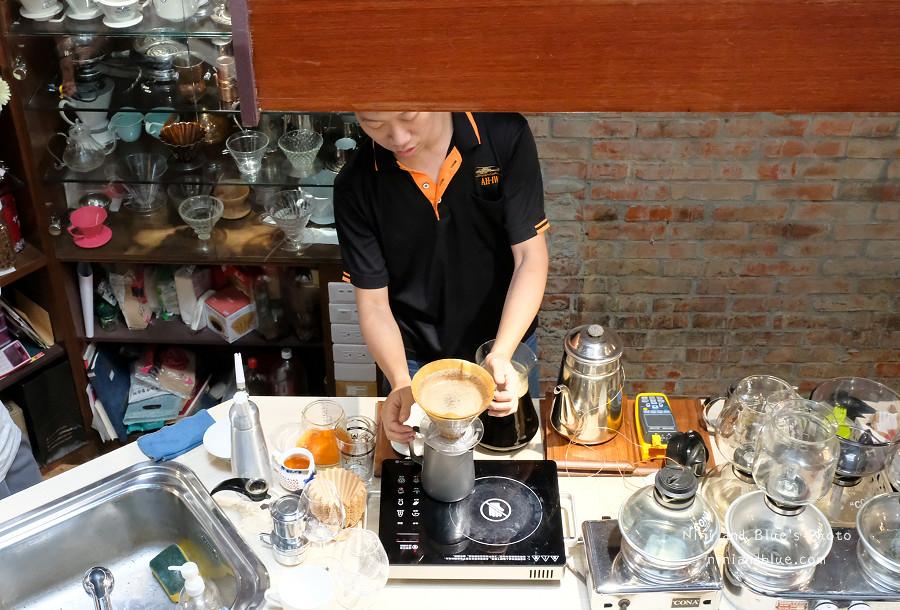 黝脈咖啡.台中咖啡03