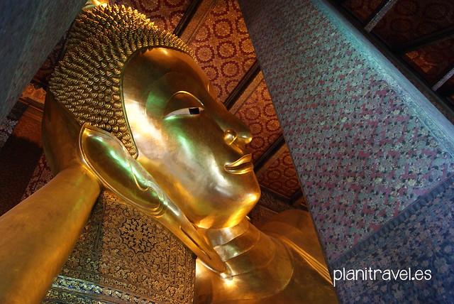 Bangkok Templo del Buda Tumbado