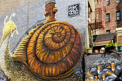 Street Art Williamsburg Brooklyn, NY,