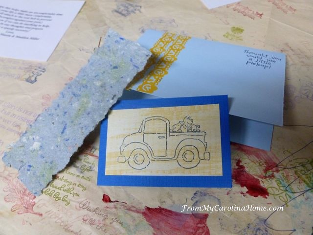 September Cards at From My Carolina Home