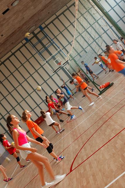 Inizia la stagione del Volley