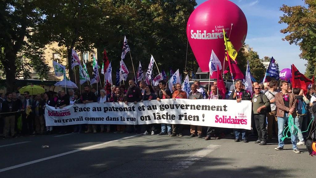 Loi travail 2 XXL - Journée nationale de manifestations et grèves