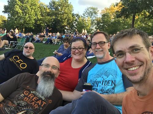 Outlaw Music Festival (9/15/17)
