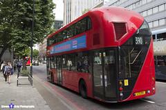 Wrightbus NRM NBFL - LTZ 1114 - LT114 - Archway 390 - Metroline - London 2017 - Steven Gray - IMG_1457