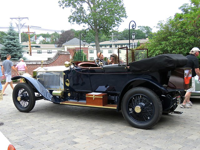 1914 Rolls Royce Silver Ghost Misselwood 33