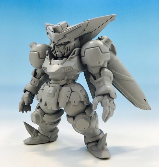 FW GUNDAM CONVERGE《機動武鬥傳G鋼彈》「閃光鋼彈」、「宗師鋼彈」商品化決定!