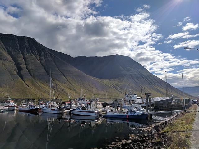 Ísafjörður Boats