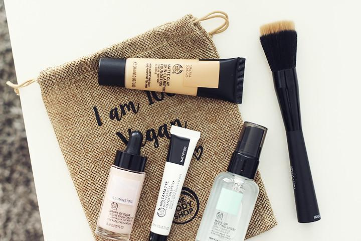 Nieuwe make-upjes bij The Body Shop
