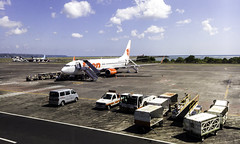 Lion Air at I Gusti Ngurah Rai Airport
