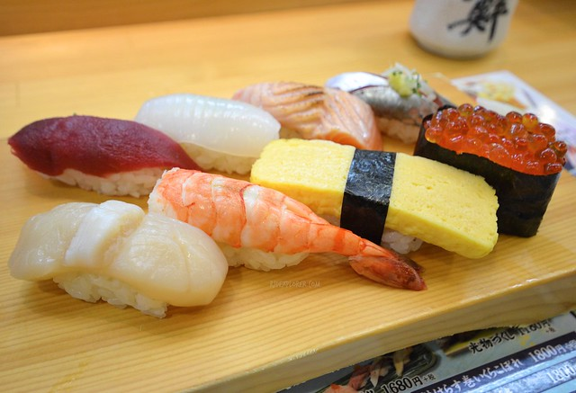 japan itinerary travel guide sushi tsukiji market